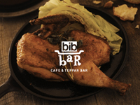 CAFE&TEPPAN BAR bib bar